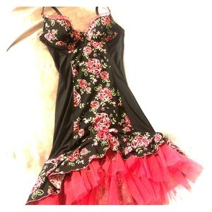 Vintage sexy Victoria's Secret dress